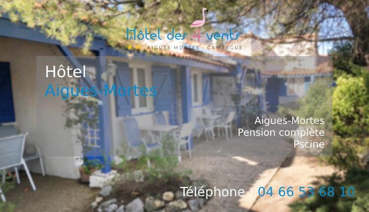 Hotel Aigues-Mortes
